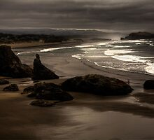 """South Beach"" - Bandon Oregon by tday01"