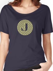J Spontanious Women's Relaxed Fit T-Shirt