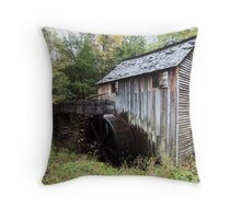 Grist Mill  Throw Pillow