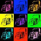 9 Cameras  by JoshNorthrup