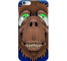 Silly Monkey iPhone Case/Skin