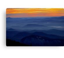 Dawning New 1 Canvas Print