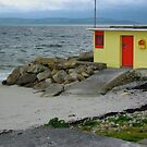 Beach Shop at Salthill by Orla Cahill Photography