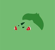 I Choose you Bulbasaur! by ybdesign