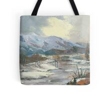 Winter Wonderland - The Eternal, Magical Winter… Tote Bag