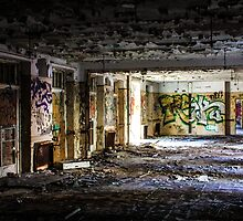 The abandoned ballroom by ParagonTheatre