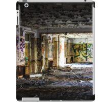 The abandoned ballroom iPad Case/Skin