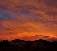 Sierra Wave over the Tungsten Hills by Rebecca Sowards-Emmerd