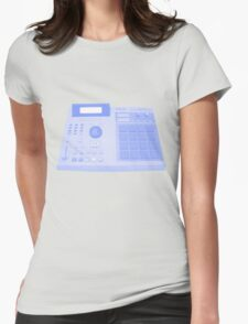 Akai MPC2000 Womens Fitted T-Shirt