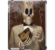 Manny Calavera -  Grim Fandango iPad Case/Skin