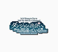 Is it wrong to try to pick up girls in a dungeon? T-Shirt