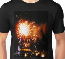 Fireworks Night Unisex T-Shirt