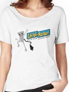 Chibi-Robo : Plug into Adventure  Women's Relaxed Fit T-Shirt