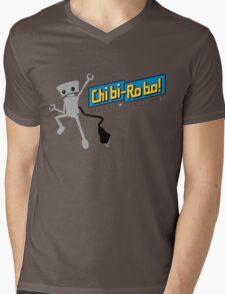 Chibi-Robo : Plug into Adventure  Mens V-Neck T-Shirt