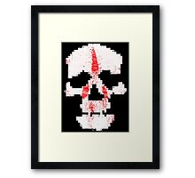 Digital Death Framed Print