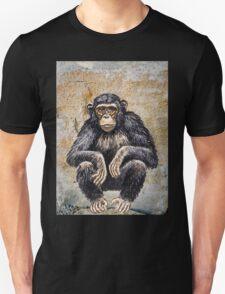 Chimpanzee Chimp Unisex T-Shirt
