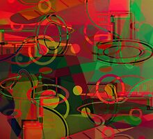 Oppenheimer's Music #1 by Mike Cressy