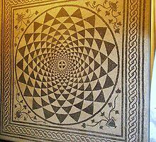 Roman  Mosaic Floor by sstarlightss