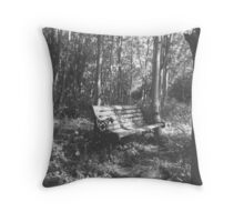 Lonesome Grain Throw Pillow