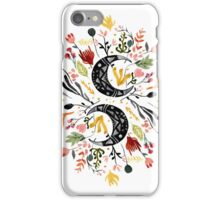 Moon Garden iPhone Case/Skin