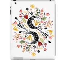 Moon Garden iPad Case/Skin