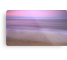 Dusk - sunset at Ella Bay Metal Print