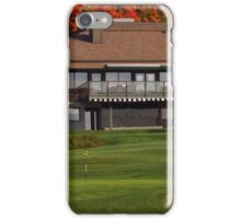 The nineteenth hole iPhone Case/Skin