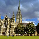 Salisbury Cathedral by iknowme