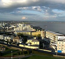 Salthill on Galway Bay by Orla Cahill Photography