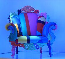 Proust armchair by Carol Dumousseau