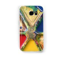 Old Color Palette Samsung Galaxy Case/Skin