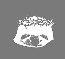 Jesus Sloth by Chewwie