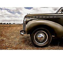 Ridemaster Photographic Print
