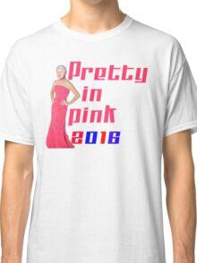 Pretty in Pink 2016 - Bill Clinton Classic T-Shirt