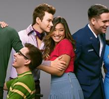 Glee Cast Season 6 Sticker