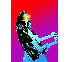 70's Rock Photographic Print