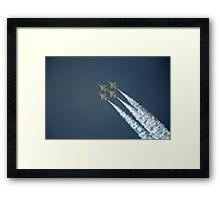 Thunderbirds 2 Framed Print