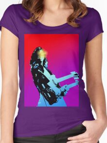 70's Rock Women's Fitted Scoop T-Shirt