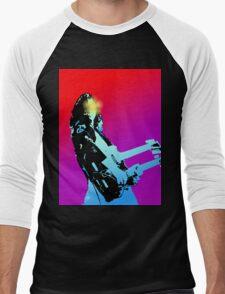 70's Rock Men's Baseball ¾ T-Shirt