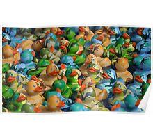 Feeling ducky Poster