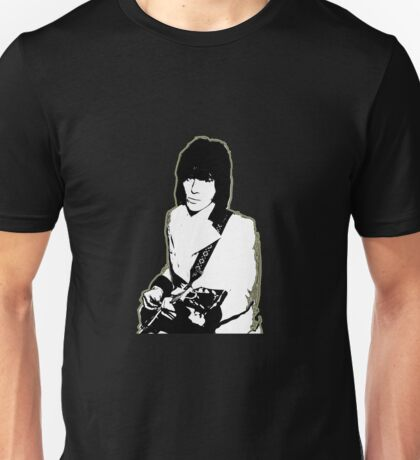 Jeff Beck Unisex T-Shirt