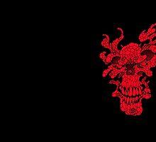 Red Skull by grrrapes13