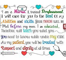 I Am A Nurse! by Gail Gabel, LLC