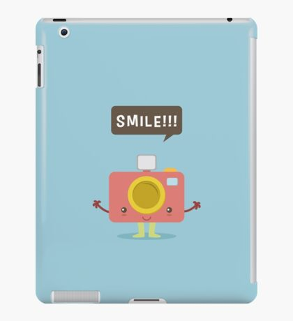 Kawaii Camera iPad Case/Skin