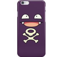 Koffing face iPhone Case/Skin