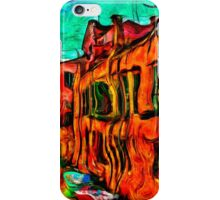 Venice Sunny Day Fine Art Print iPhone Case/Skin