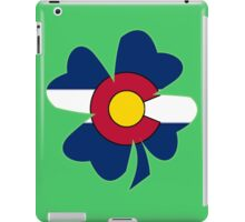 Lucky to be in Colorado iPad Case/Skin
