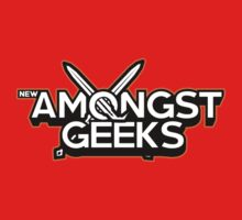 Amongst Geeks Brand Kids Tee