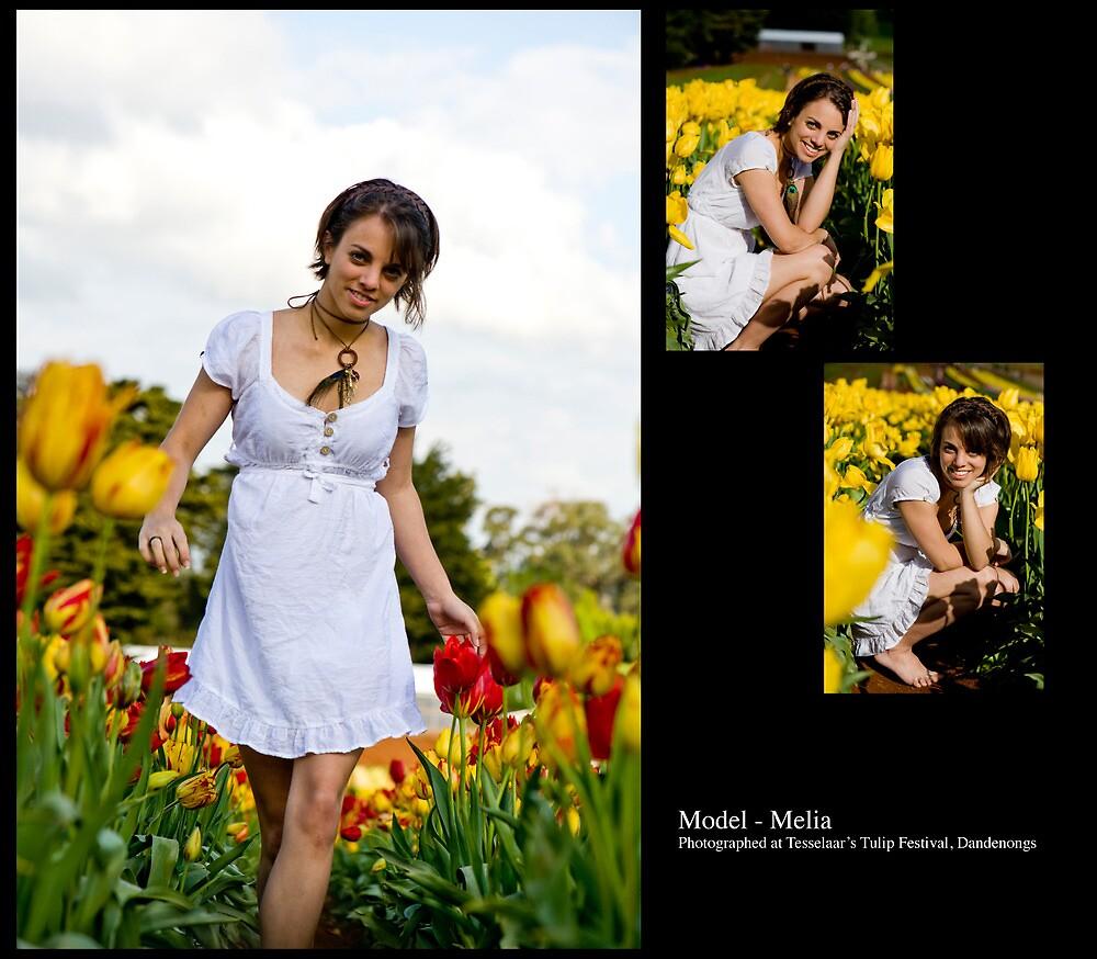 September 2010 Model Melia by Mark Elshout