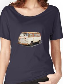 Old vw van Women's Relaxed Fit T-Shirt
